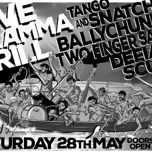 Punk + Rock + Folk at Lamma Grill: 28th May 2016